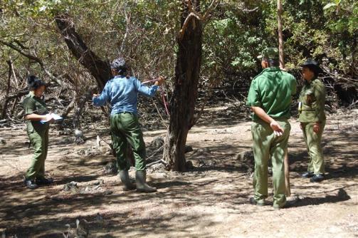 ciencia de cuba_ciencia cubana_manglares de cuba_santiago de cuba_III Taller Regional de Formación de Capacidades para el Manejo Costero (10)