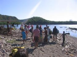 ciencia de cuba_portal de la ciencia cubana_niños y educación ambiental en cuba_limpieza de las costas de santiago de cuba (18)