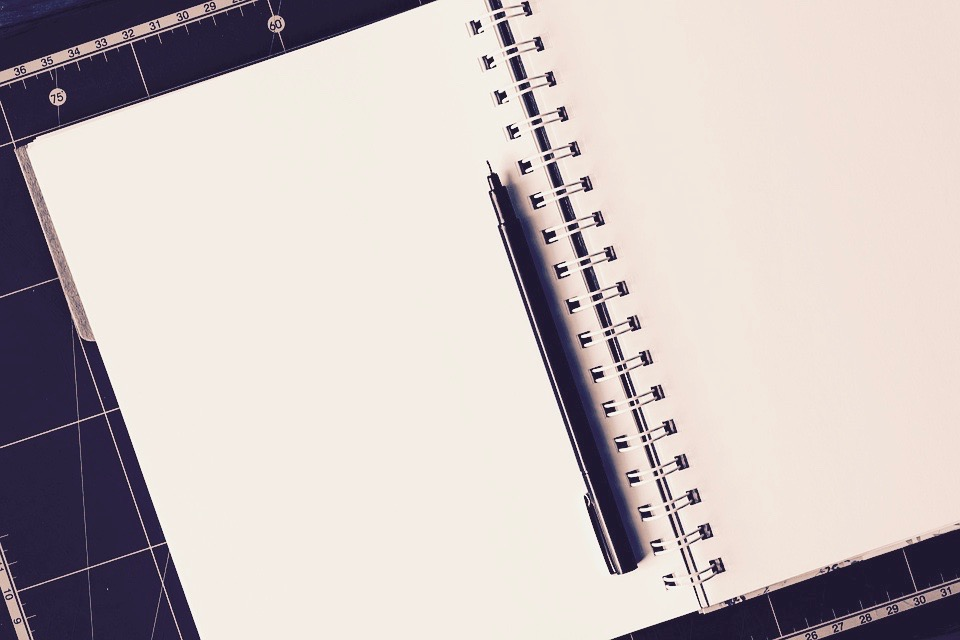 De que material é feita uma página em branco onde Deus possa escrever?