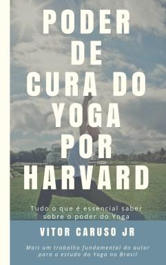 Poder de Cura do Yoga por Harvard - Ebooks