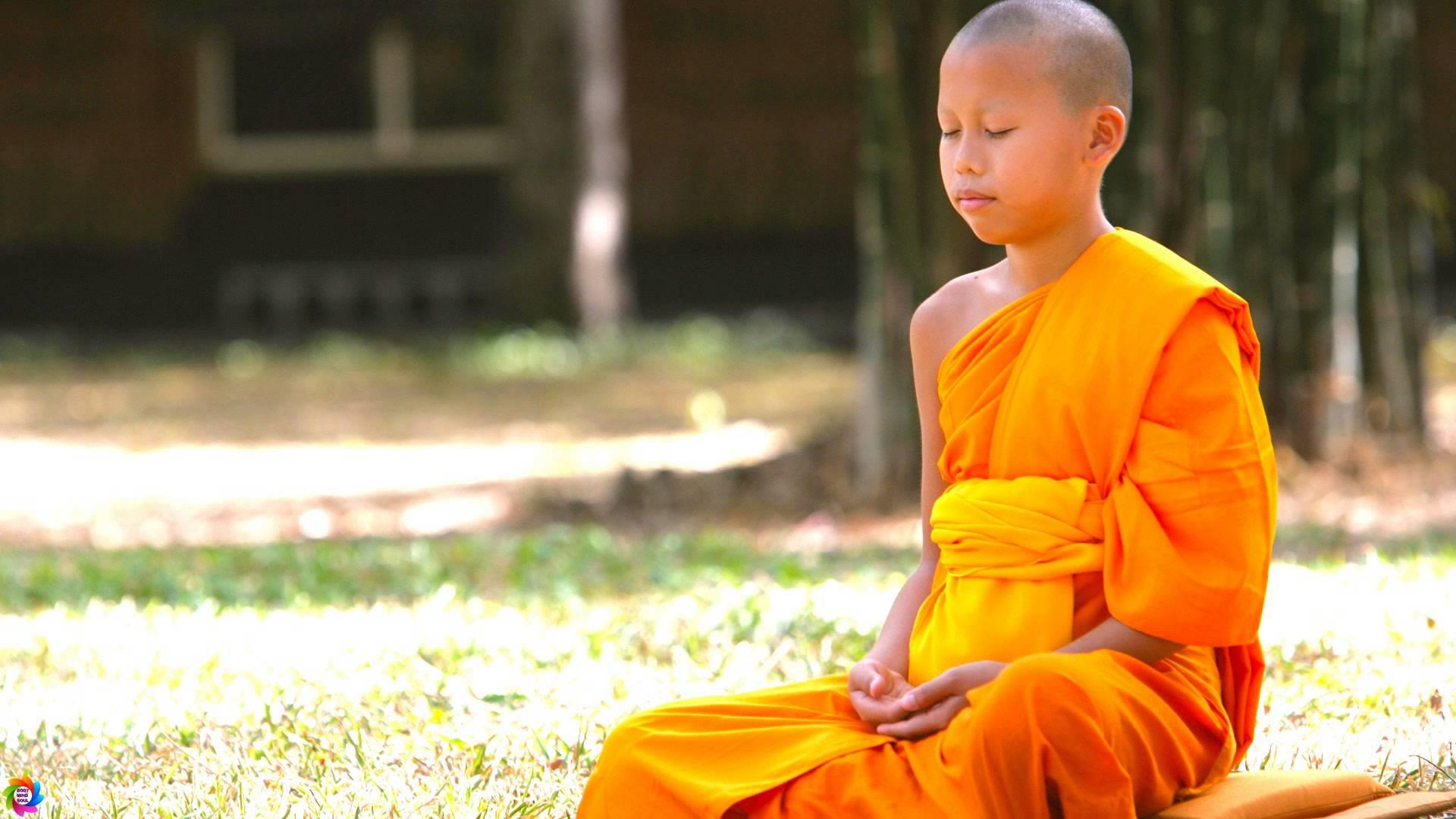 Revista Ciência Meditativa - A Meditação que salvou as crianças na caverna