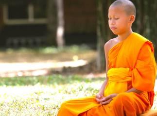 thailandia monge - Revista Ciência Meditativa - A Meditação que salvou as crianças na caverna