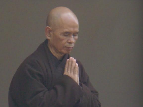 Thich Nhat Hanh Oração - Mindfulness em 8 Passos