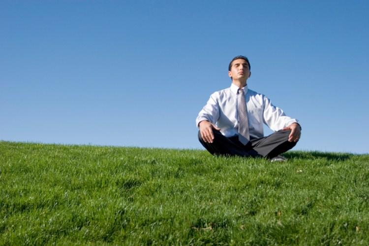 Meditação no Gramado - Como utilizei a meditação para gerar um super sistema imunológico