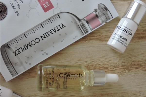 C-Recover Booster Filorga | Tratamiento vitamina C 21 días