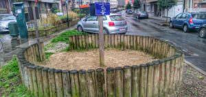Bruksela - miejsce intymne dla piesków