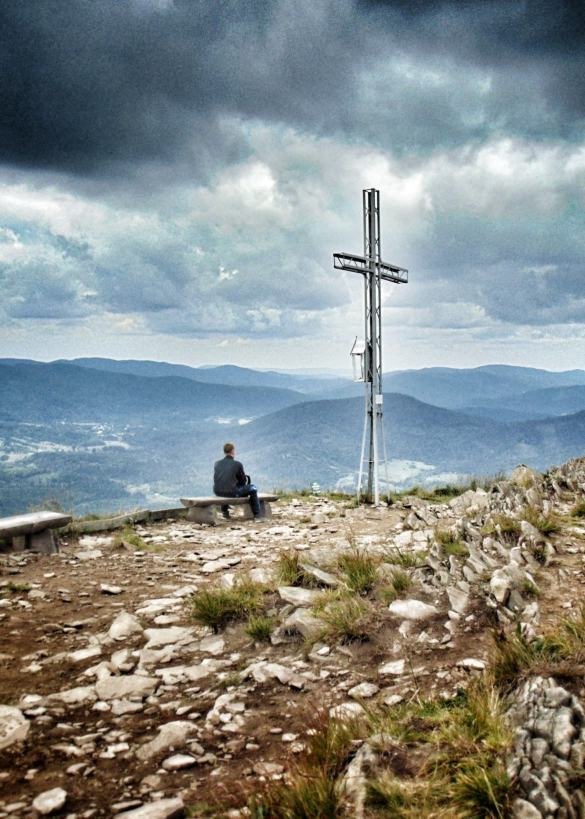 Krzyż na Smerku