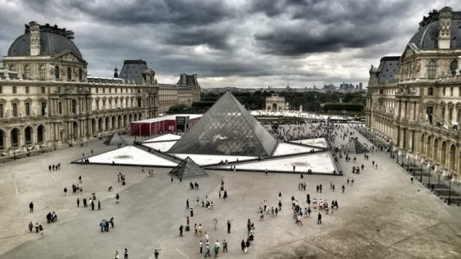Szklana piramida