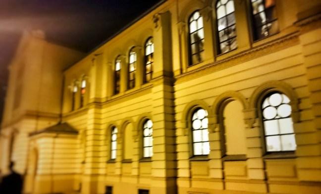 Synagoga - Noc Świątyń