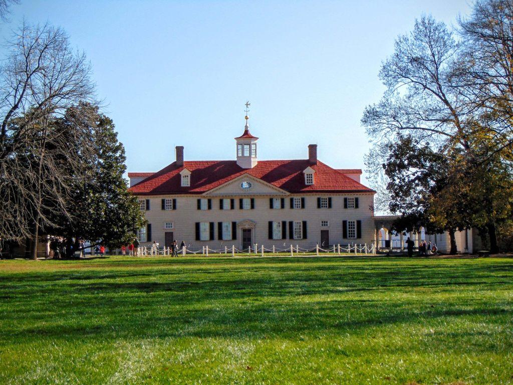 Posiadłość w Mount Vernon