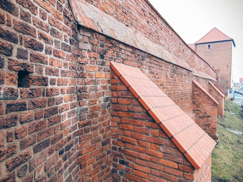 Miejskie mury