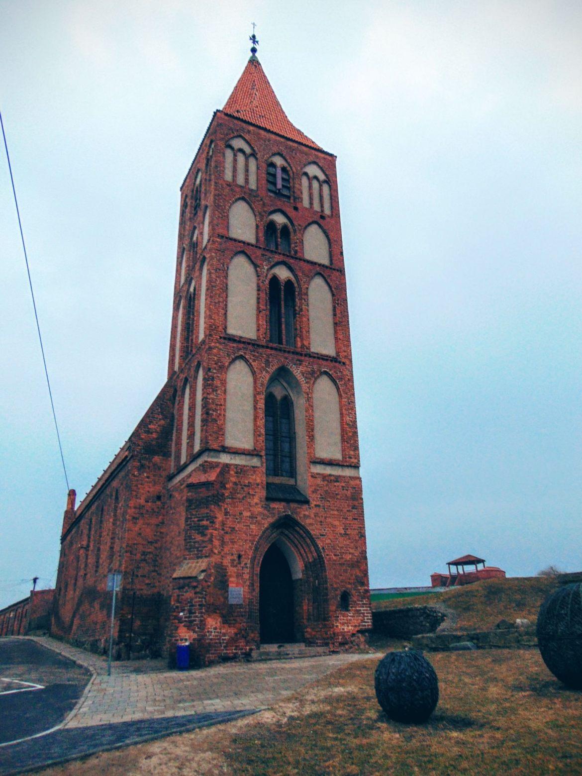 XIII wieczny kościół Świętego Ducha