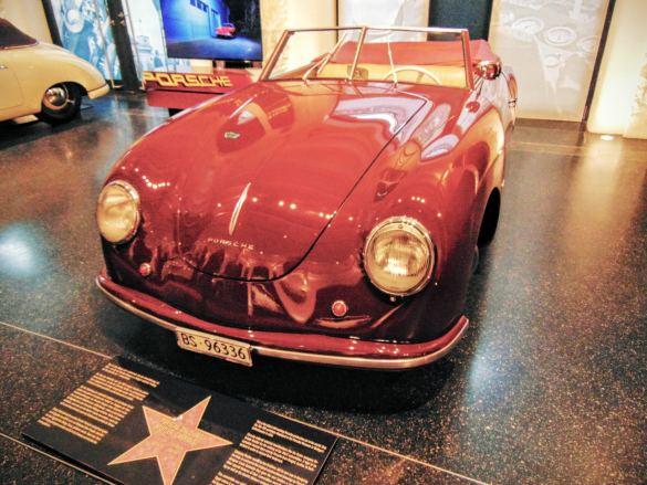PROTOTYP - Porsche 356