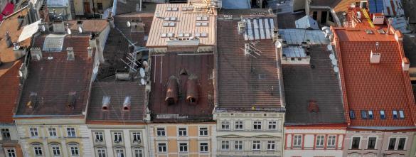 Znowu dachy...