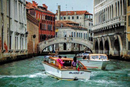 Popatrzcie i sami powiedzcie - jak tu się w Wenecji nie zakochać?