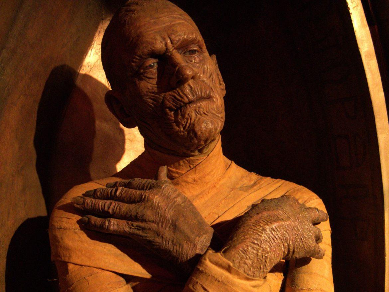 Mumia z Madame Tussaud