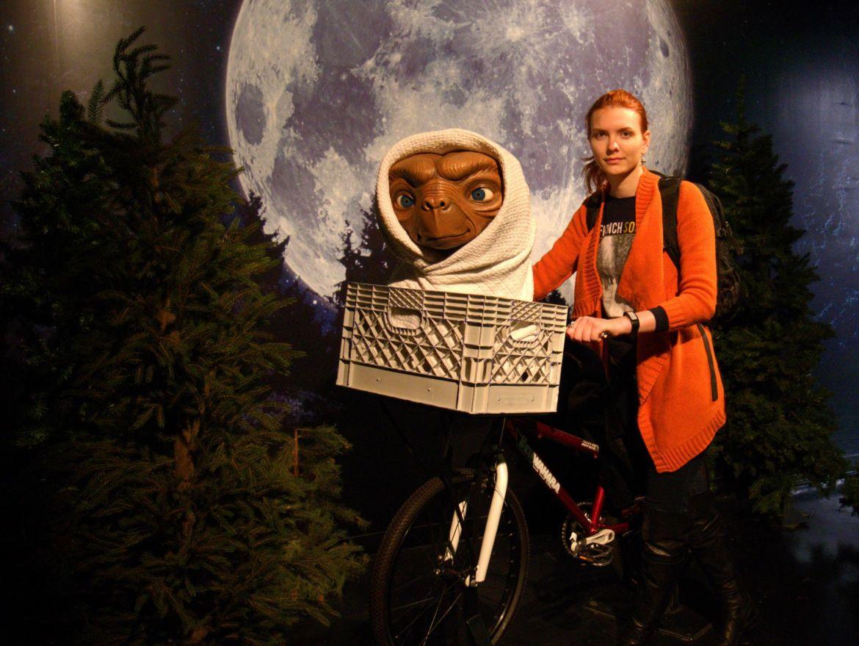 Moje spotkanie z E.T....