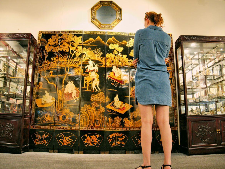 Cieplik w Muzeum