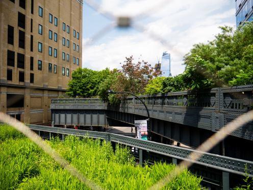 Dalszy ciąg High Line