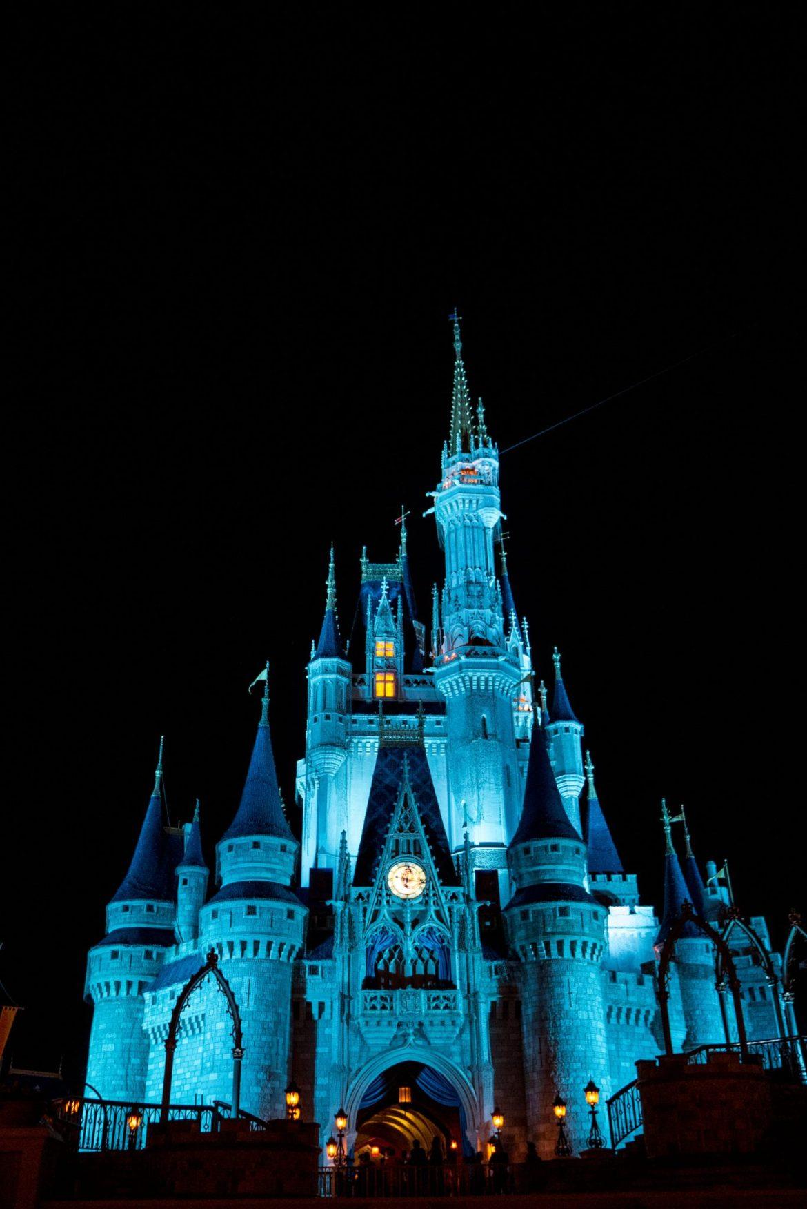 """Zamek Kopciuszka w Magic Kingdom. To jest ten """"prawdziwy"""""""