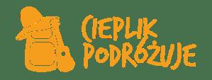Logo Cieplik podróżuje