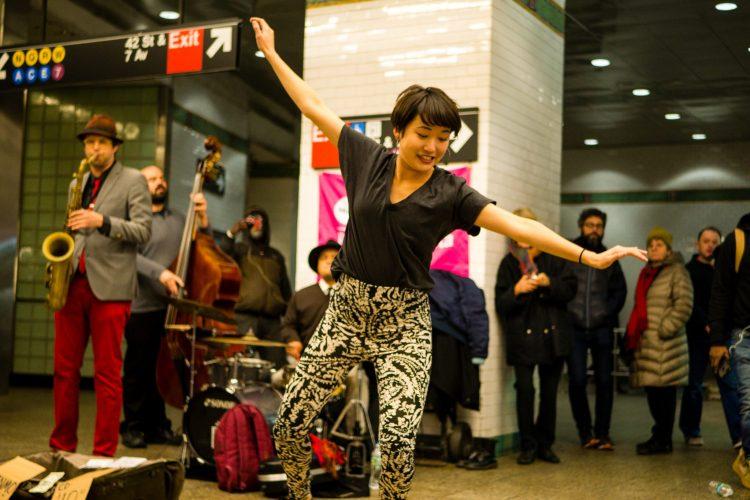 Muzycy Nowego Jorku: Tajni podglądacze