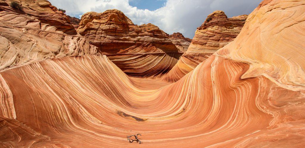 The Wave. ©AmerykaDlaPodróżnika
