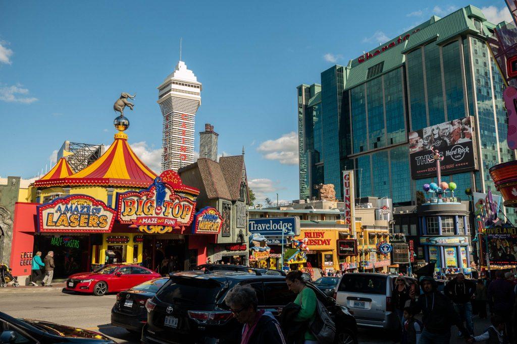 Inne atrakcje w Niagara Falls