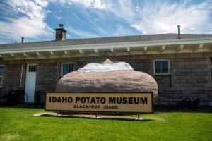 Muzeum Ziemniaków, Idaho