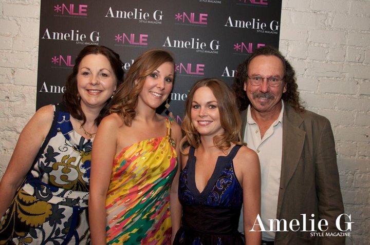 Amelie G Launch Party 2010 7