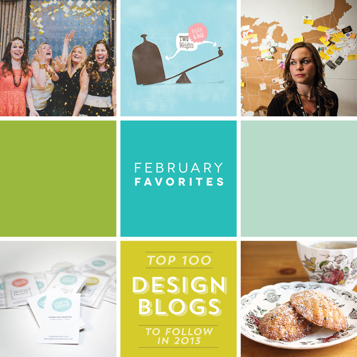 Popular Posts from Ciera Design in February