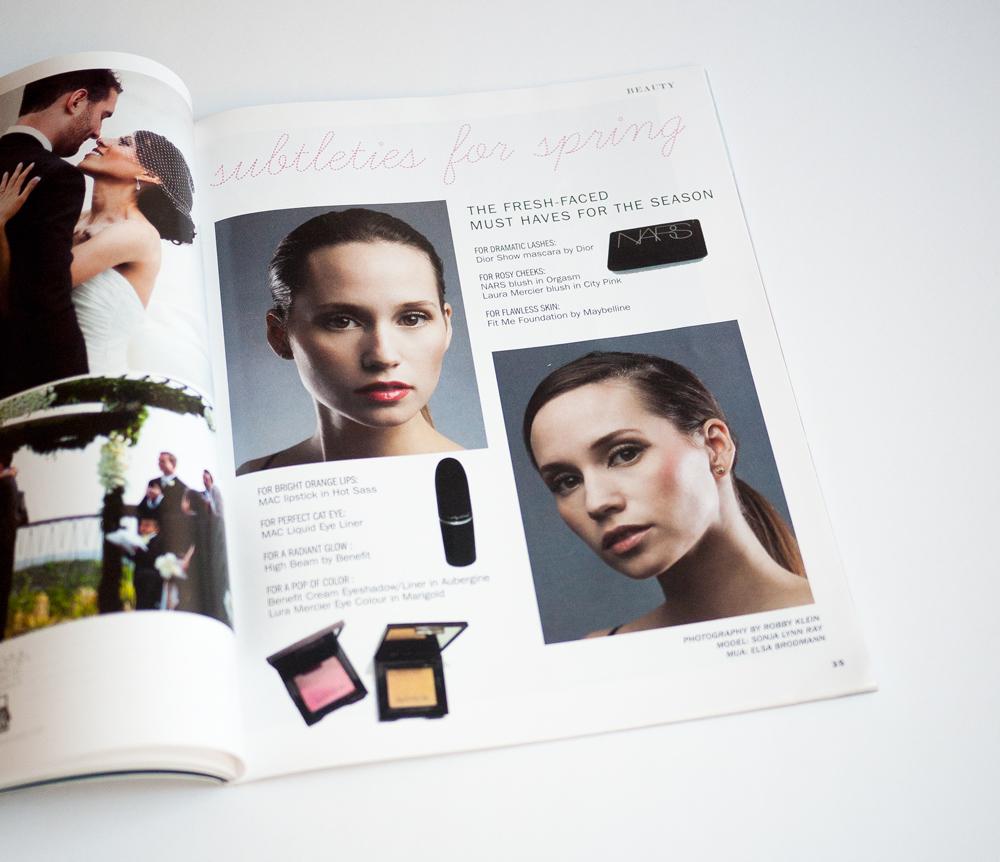 Amelie G Magazine Design 4