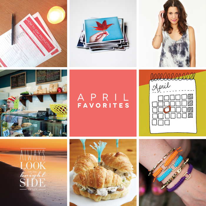 Popular Posts in April