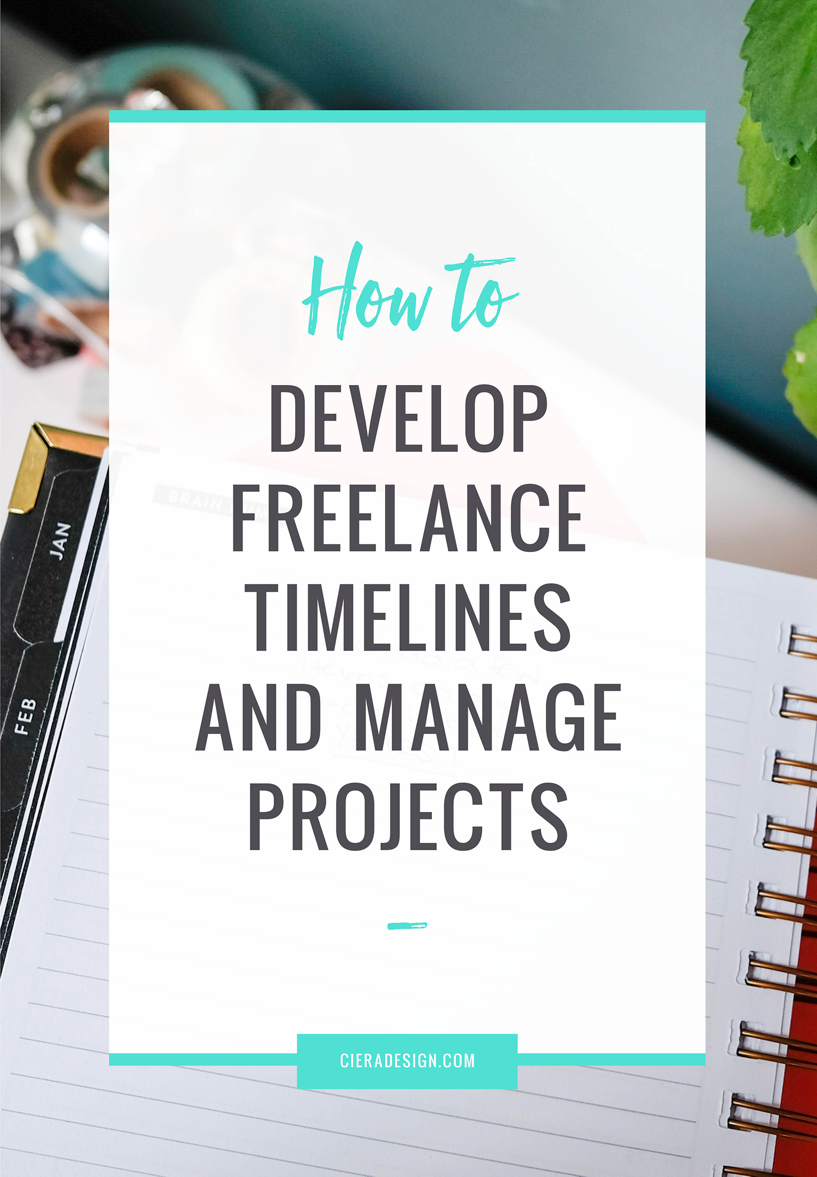 Freelance tips on developing a project production schedule and handling multiple deadlines and overlapping projects.