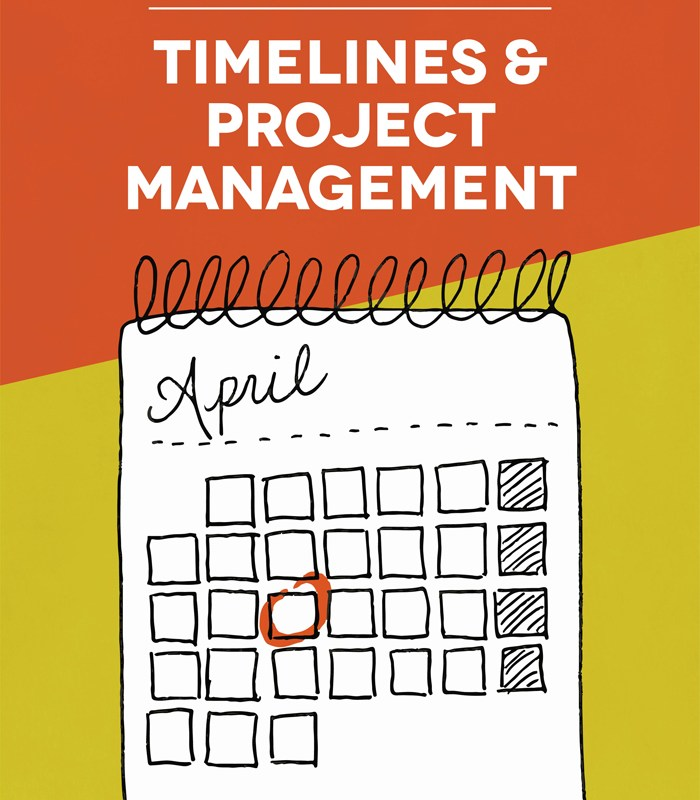 Freelance Advice: Timelines and Project Management