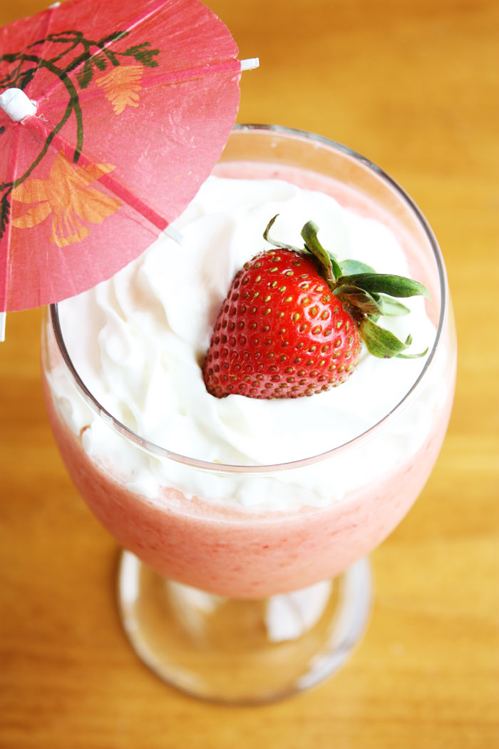 strawberry pina colada recipe