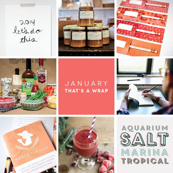 Popular Blog Posts in January