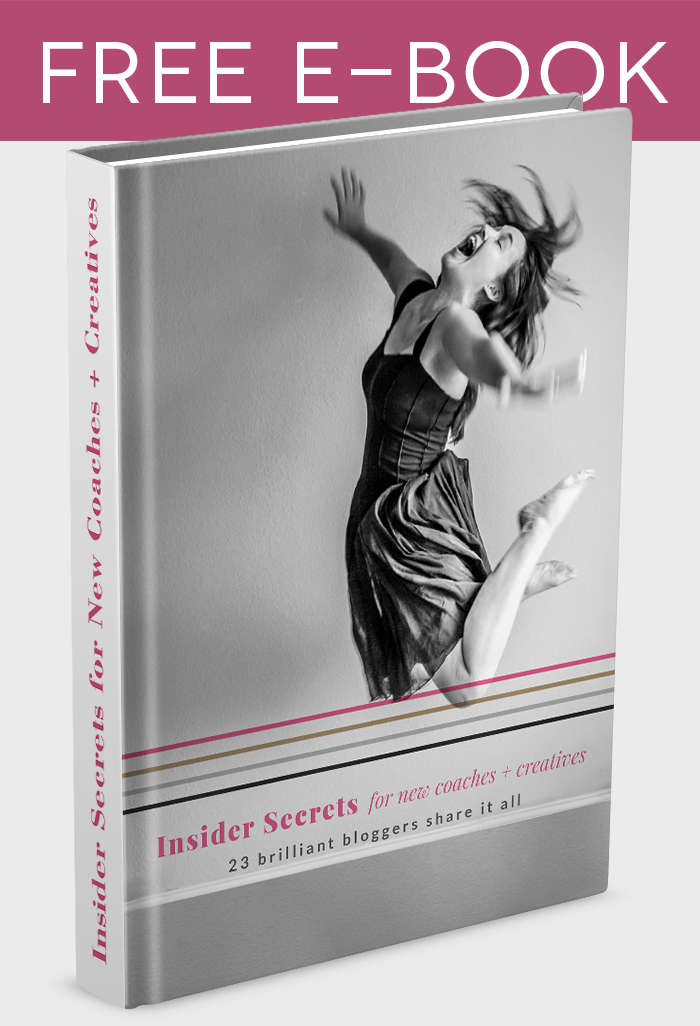 Insider Secrets for Creatives Book Cover