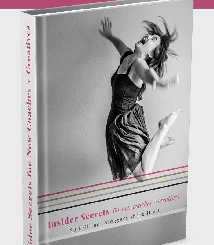 A Free Ebook Full of Insider Secrets for Coaches and Creatives