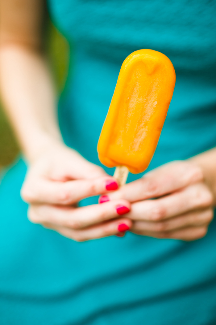 Mango Frozen Fruit Bar