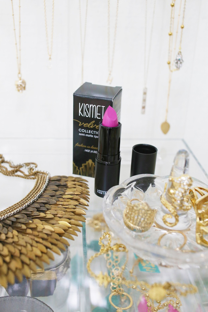 Kismet Cosmetics Lipstick Packaging by Ciera Design 4