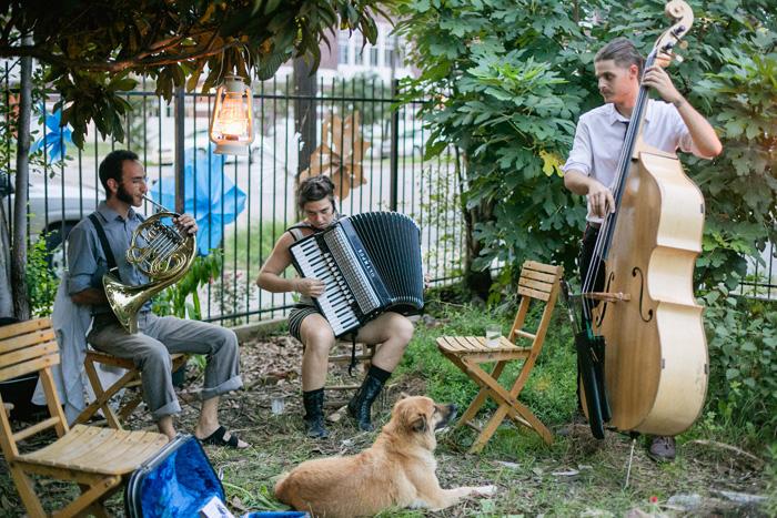 floral workshop meet up band