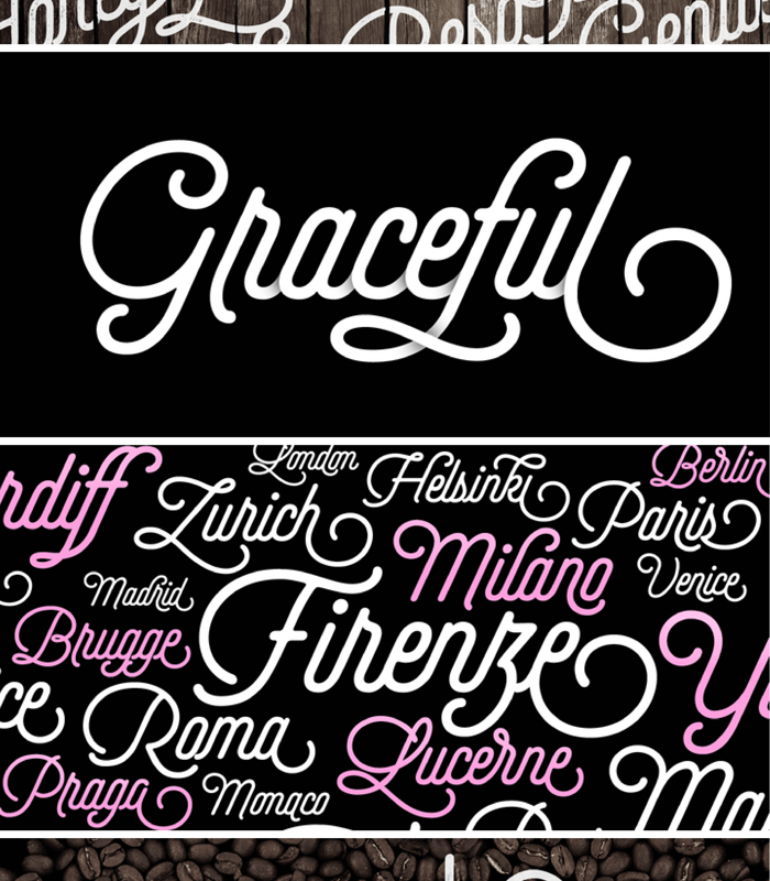 Selfie Font by Lian Types