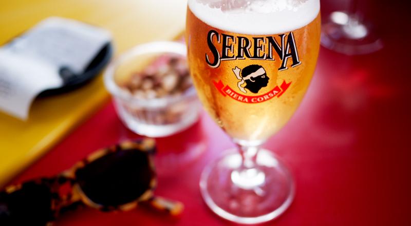 Cold Beer Serena Biera Corsa