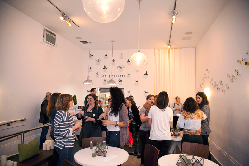 Creative Meet Up at The Pressery New Orleans