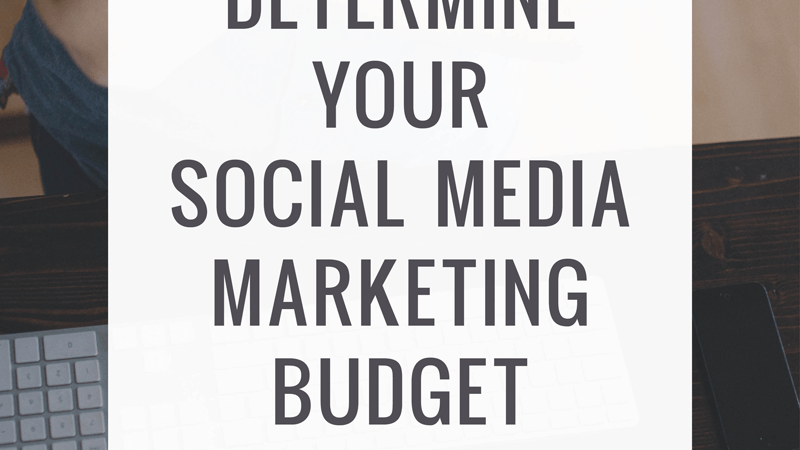Social media is an extremely powerful tool for business marketing and promotion. Including a budget as a part of your strategy helps to make this tool even more powerful. Click through for a free worksheet on how to determine your social media marketing budget!