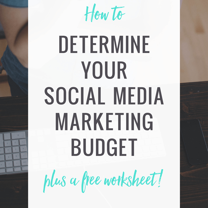 How to Determine Your Social Media Marketing Budget