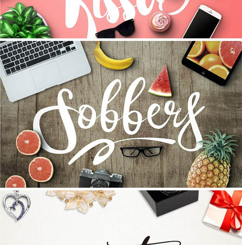 Amazing Spring Font Bundle