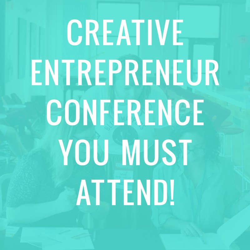 Conference for Creative Entrepreneurs