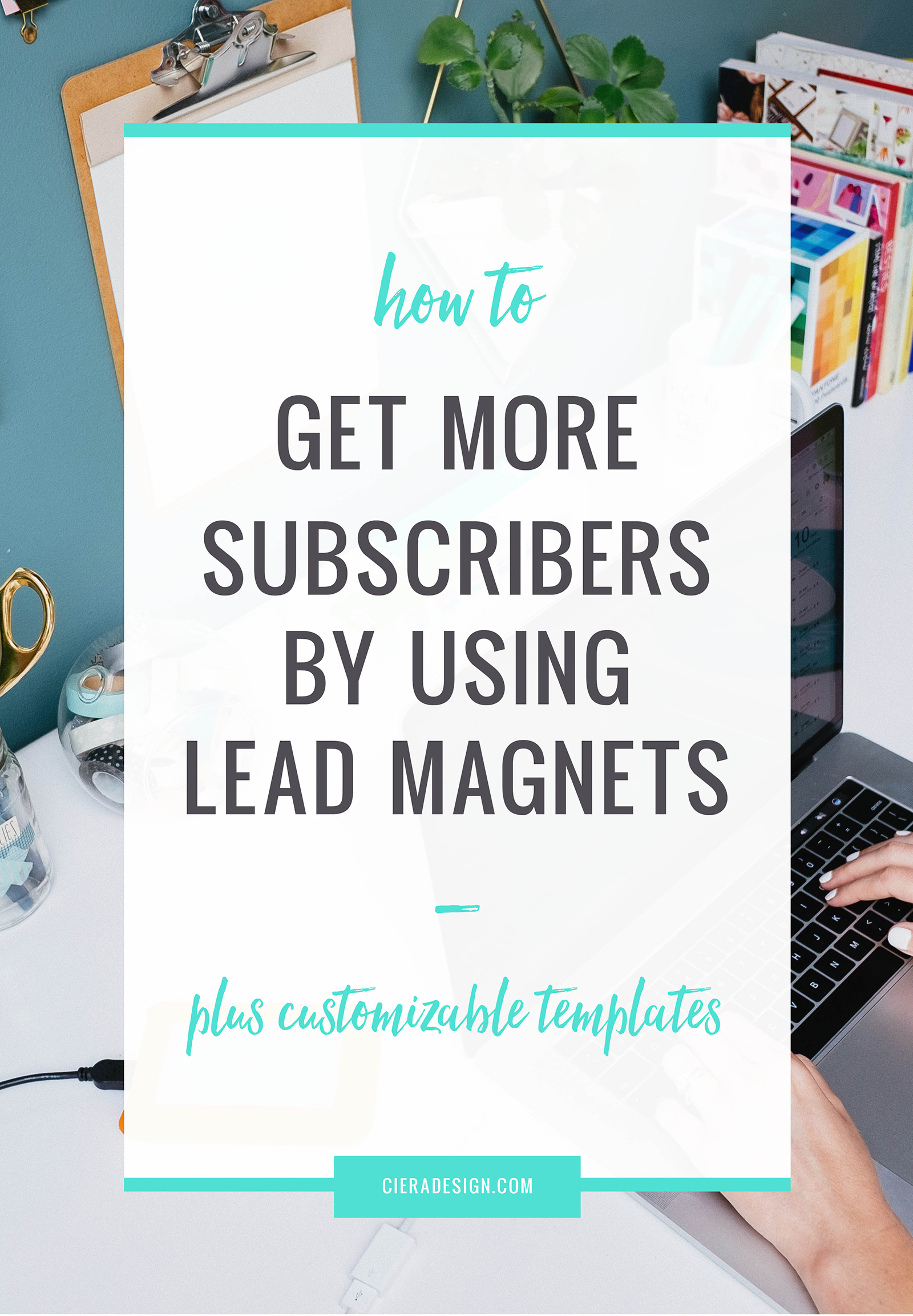 A few years ago, I increased my email subscribers by 600% in 1 month by changing just one thing – I implemented content upgrades and strategic lead magnets. I know first hand how drastically your list can grow by using this relatively simple concept: give something away for free in return for an email address. Although the concept is easy, planning this free incentive can feel a little daunting… you have to come up with the content, design it and figure out how to deliver – it can start to feel overwhelming, in which case, it keeps getting pushed down to the bottom of your to-do list and your email list growth becomes stagnant. Well, I'm here to tell you: your opt-in doesn't have to be complicated, in fact, something simple like a cheat sheet or checklist often converts best!